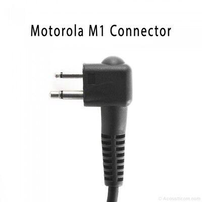 For Motorola GP 88 GP 350 SP 10 SP21 SP50 XTN Heavy Duty Throat Neck Microphone