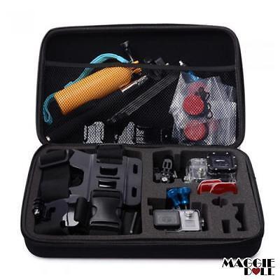 Extra Large GoPro Travel Storage Carry Hard Bag Case  Go PRO HERO 7 6 5 4 3 2 6