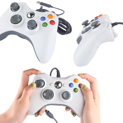 Wired / Wireless Game USB Controller Gamepad Joystick For Microsoft Xbox 360 &PC 8
