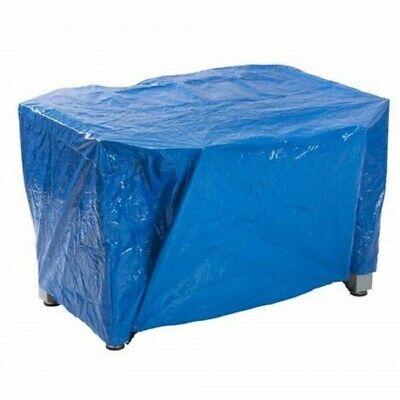 Telo Pvc Telone Occhiellato Esterno Impermeabile Esterno Blu Gazebo Piscina Wnd 4