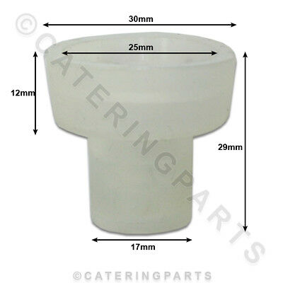 Lincat Sl18 Hot Water Tea Boiler Tap Silicone Rubber Seat Cup Washer Large Eb3 4