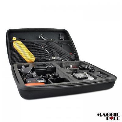 Extra Large GoPro Travel Storage Carry Hard Bag Case  Go PRO HERO 7 6 5 4 3 2 2