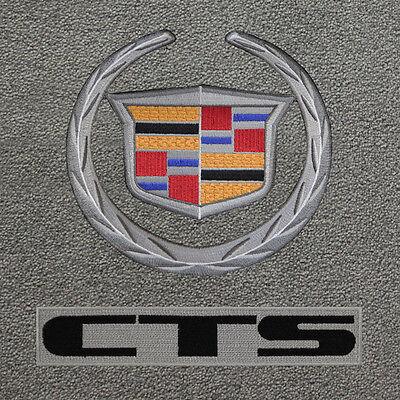Lloyd Mats Velourtex Black Standard Trunk Mat For Cadillac XTS 2015-2018