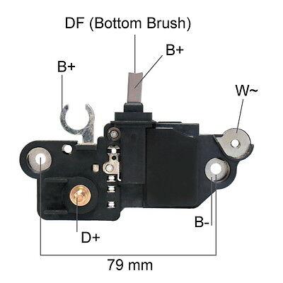 voltage regulator for holden astra barina bosch alternator. Black Bedroom Furniture Sets. Home Design Ideas