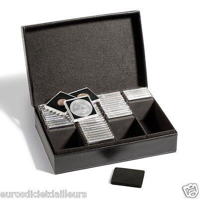 Coffret PRESIDIO pour capsules Quadrum ou étui HB - LEUCHTTURM - Livré neuf