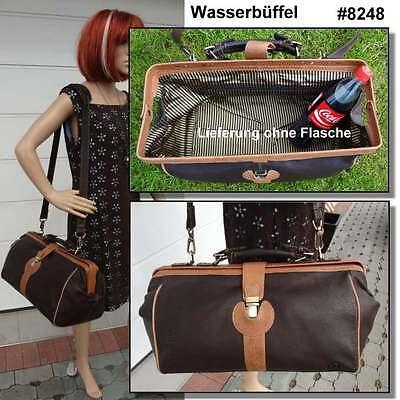 wunderbarer LEDER-Grossraum-Arztkoffer/Apotheken-Leder-Reise-Tasche #8248 XXL