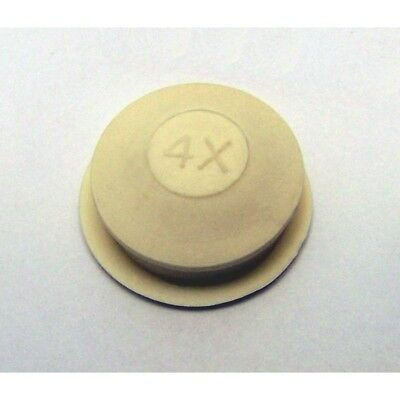 Rubber stopper for Piggy Bank Salt Pepper * Replacement Plug * Choose Size 6