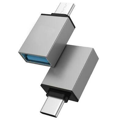USB Type C to USB 3 Female Adapter 3.1 Converter Hub for Macbook Pro Samsung LG 3
