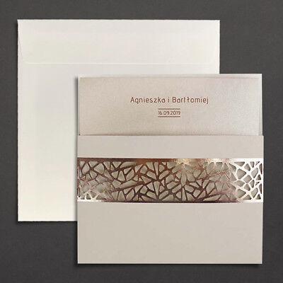 Einladungskarten Hochzeit 1455 Mit Umschlaggeburtstagskarte