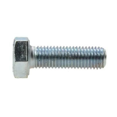 "Hex Head Bolt 3/4"" UNF Imperial Fine Screw Steel HT Grade 8 Zinc Plated"