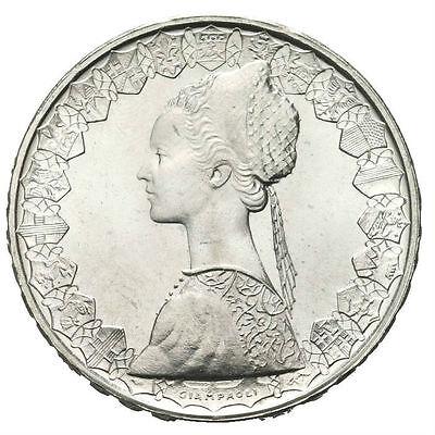 500 lire in Argento Caravelle '58 '59 '60 ( tutte miste ) 4