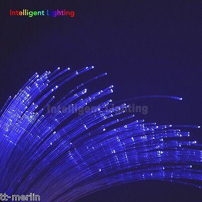 2 m Lichtwellenleiter PMMA 1,0 mm Lichtleiter Glasfaser Lichtfaser (GP1m=1,63€)
