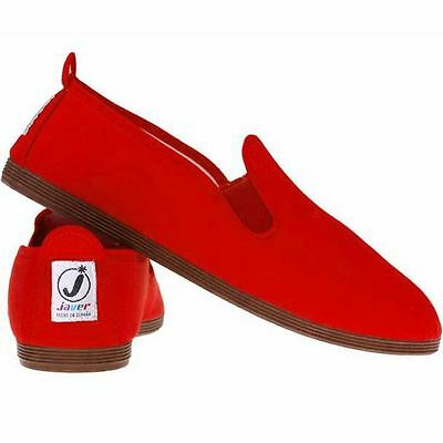 Ladies Women's  Javer Flossy Style  Plimsolls Espadrilles Flat Shoes New 6