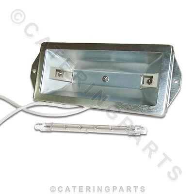 PREF705 INOMAK OVERHEAD HEATED FOOD GANTRY UNIT LIGHT KIT WITH 150w LAMP BULB 4