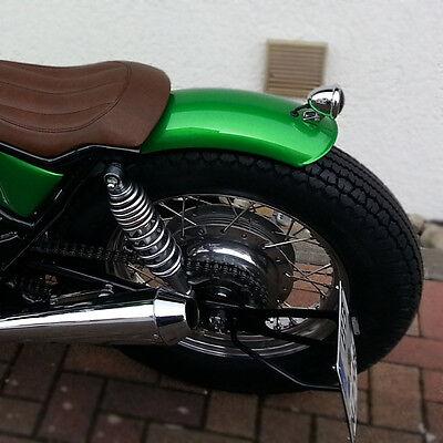Gebördelter Stahlfender Fender 145 x 670 mm breit für Custombikes Chopper Bobber