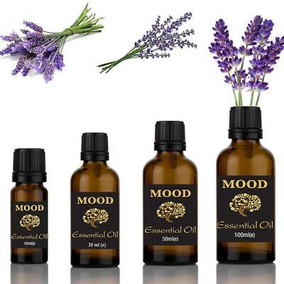 Essential Pure Oils Aromatherapy Oil Natural Fragrances Organic Lavender 3