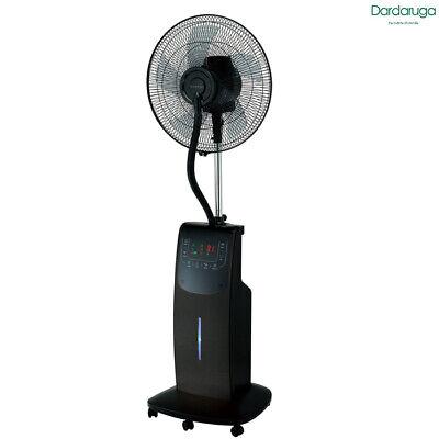 Ventilatore Digitale Acqua Wfd Dardaruga Con Nuovo Nebulizzatore Professionale 3