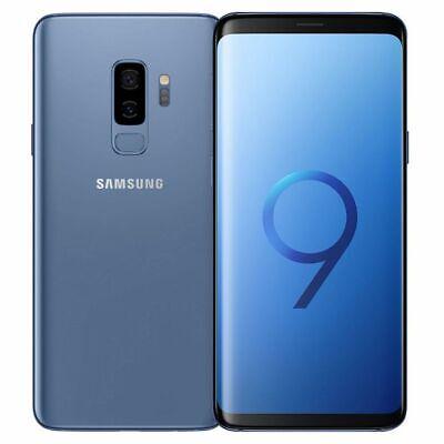 Samsung Galaxy S9+ Plus G965U GSM Unlocked SmartPhone Android 4G LTE 64GB 7