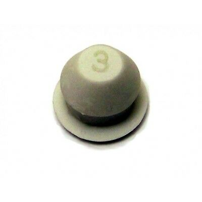 Rubber stopper for Piggy Bank Salt Pepper * Replacement Plug * Choose Size 8