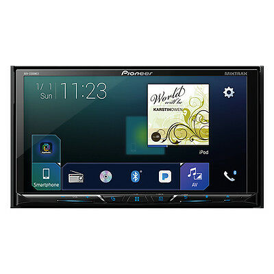Pioneer AVH-2300NEX RB DVD/CD Player Bluetooth Android Auto CarPlay Camera Input 2