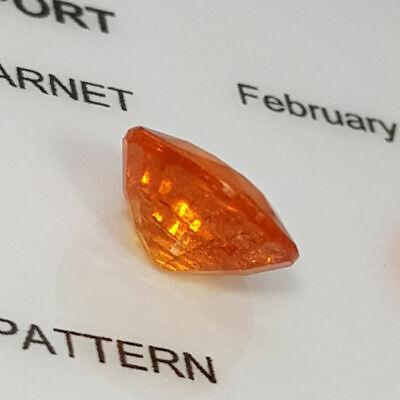 Loose Gemstone - Spessartite Garnet 2.95 ct 10