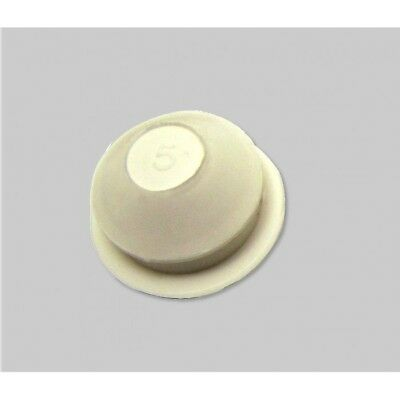 Rubber stopper for Piggy Bank Salt Pepper * Replacement Plug * Choose Size 5