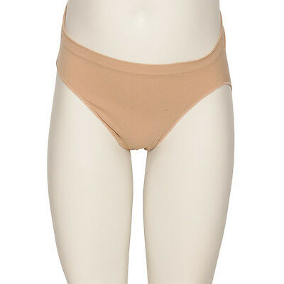 Ladies Girls Seamless Ballet Dance Underwear Briefs Pants Knickers By Katz
