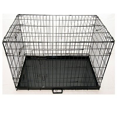Dog Cage Puppy Crates Small Medium Large Extra Large Pet Carrier Training Cages 2