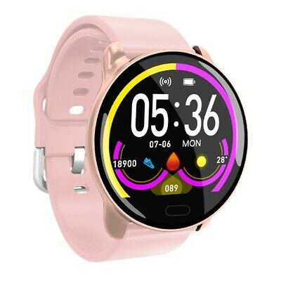 Women Men Waterproof HD Smart Watch Fitness Bracelet For iPhone Android Samsung 12