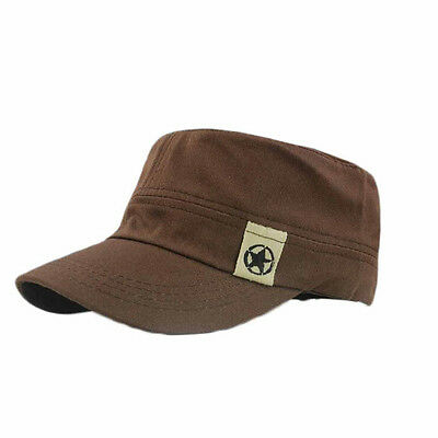 Korea Fashion Unisex Hat Womens Mens Baseball Cap Military Casual Hat New