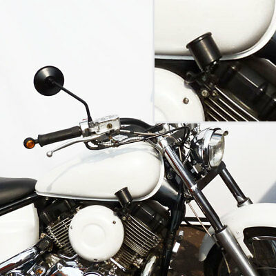 Mini Tachometer Speedometer 48 mm Motorradtacho mit klassischem Retro Style