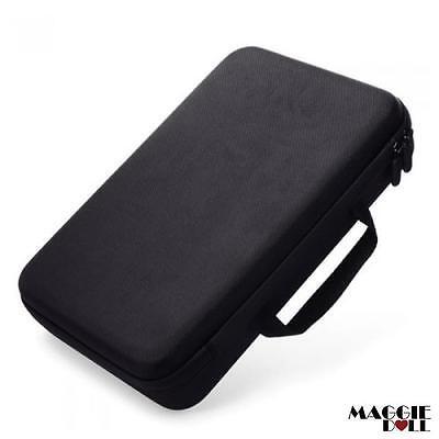 Extra Large GoPro Travel Storage Carry Hard Bag Case  Go PRO HERO 7 6 5 4 3 2 9
