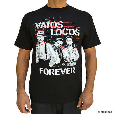 Blood In Blood Out Magic T-Shirt limited edition Vatos Locos Boogey Man La Onda