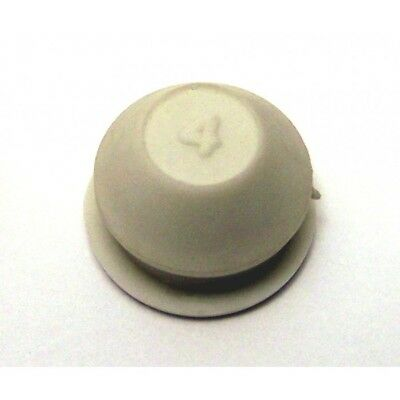 Rubber stopper for Piggy Bank Salt Pepper * Replacement Plug * Choose Size 7