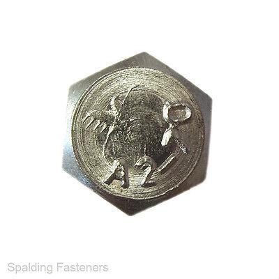 """BSF A2 Stainless Steel Hexagon Head Set Screws & Bolts - 1/4"""" 5/16"""" & 3/8"""" 2"""