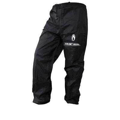 Richa Rain Warrior Motorcycle Motorbike Jacket and Trousers Black Kit Waterproof 3