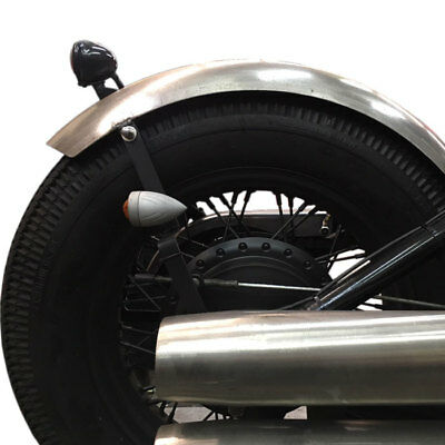 Heckfender Stahl Fender 180 MM für Custom Projekte wie VT600 Bobber