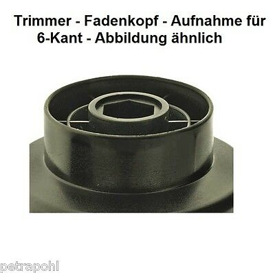 Fadenkopf Fadenspule OLEO MAC 720,725B,8420,85100,TR60E