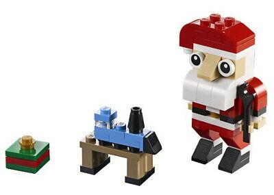 LEGO 30478 Weihnachtsmann Santa Claus Advent Weihnachten Nikolaus Polybag