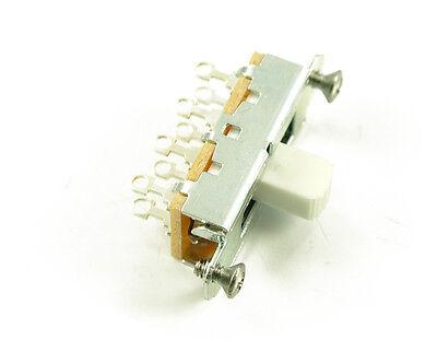 Switchcraft Slide Switch for Jaguar Jazzmaster Bass VI etc. Black or White