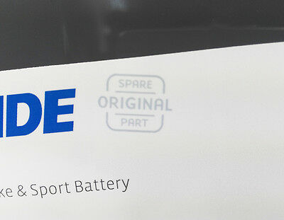 Batteria Exide Gel 12 19 Moto Bmw K 1200 1.2 R1150R / R Rs Rt 1150 / K 1300 R S 3