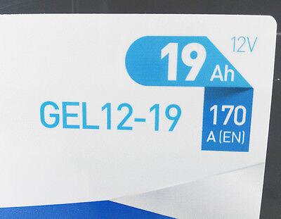 Batteria Exide Gel 12 19 Moto Bmw K 1200 1.2 R1150R / R Rs Rt 1150 / K 1300 R S 4