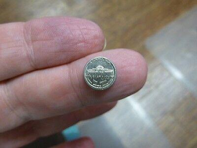 Miniature US Eisenhower dollar 20th century mini token minted COIN MD-115