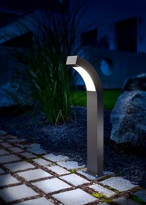 4 x led lampade da giardino strada luci per esterno