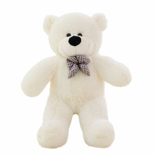 New Large Teddy Bear XXL Giant Teddy Bears Big Soft Plush Toys Kids 80/100/120cm