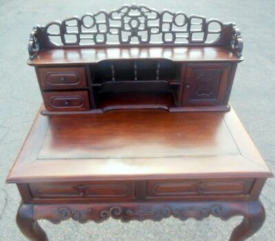 Antique Chinese DESK Table Console 4