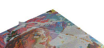 Diamond Painting Set Holzrahmen Bild 40x50 Diamant Malerei Stickerei Malen GJ730