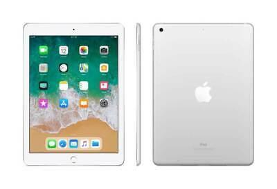 Apple iPad 6th Gen 32GB Silver Wi-Fi MR7G2LL/A 2