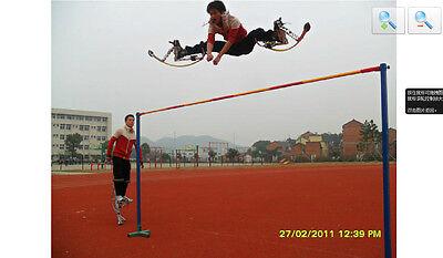 Adult Jumping Stilts Spring Stilts Men Youth junior Pogo Stilts 70-90kg 3colors