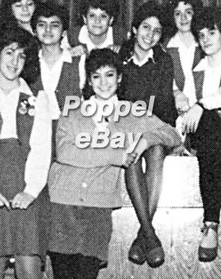 Jennifer Lopez High School Yearbook Free Shipping 249 99 Picclick